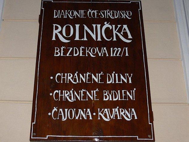 Soběslavská Rolnička pomáhá lidem s postižením.