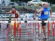 Jednou z nejsledovanějších osobností úterního atletického večera bude překážkář Petr Svoboda.