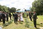 Ilustrační foto svatby.