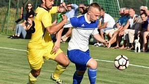 Před dvěma roky vyplenili fotbalisté Želče krajský přebor a vyválčili právo postupu do divize, ale v nadcházejícím ročníku budou hrát nejnižší soutěž na Táborsku.