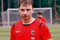 Kapitán FK Tábor Martin Kučera prožívá ponuré fotbalové období plné zranění.