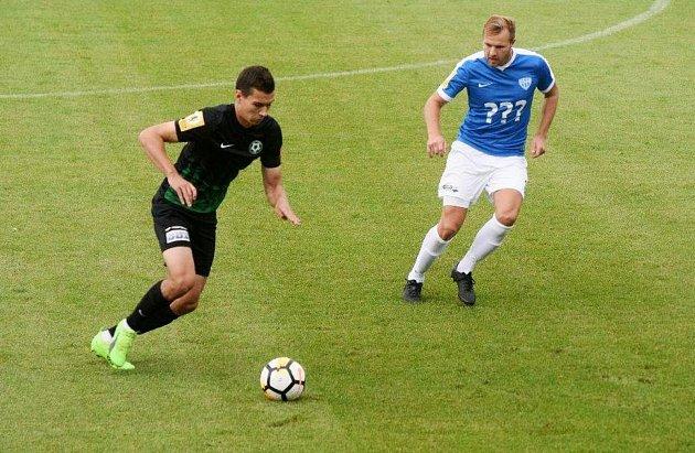 FC MAS Táborsko - 1. FK Příbram 0:2.