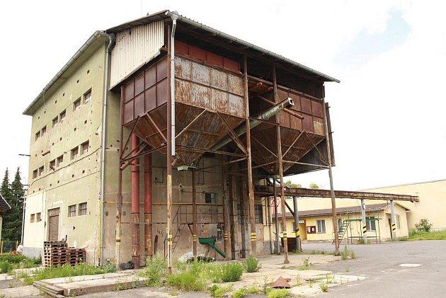 Bechyňské muzeum by mělo bývalém objektu ZZN u nádraží.