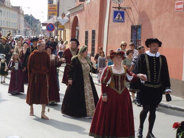 Soběslav v sobotu zpestří Slavnosti zvonů.