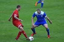 Spartak Soběslav - FK Tachov 2:0.