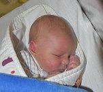 Matěj Málek  z Tábora. Na svět přišel 9. července v 15.45 hodin. Prvorozený syn rodičů Moniky a Jakuba po narození vážil 3630 gramů a měřil 49 cm.