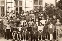 Základní škola v Borkovicích.