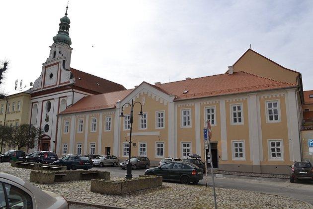 Husitské muzeum představilo zrekonstruovaný areál bývalého augustiniánského kláštera na náměstí Mikuláše zHusi vTáboře.