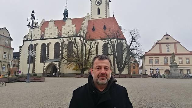 Film k výročí 600. let vzniku Tábora poběží na ČT2 a provádět jím bude svérázný herec Miroslav Táborský.