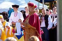 Od 28. září do 30. září se v Plané nad Lužnicí konaly tradiční Svatováclavské slavnosti.