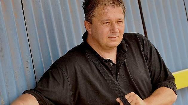 Trenér Jan Klimek na lavičce divizního týmu z Tábora zůstane.