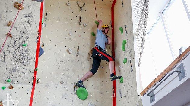 20. ročník soutěže hasičů specialistů tzv. lezců v Táboře