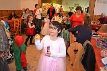 V Meziříčí připravili dětem karneval.