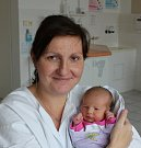 Nela Dvořáková z Lomu u Tábora. Narodila se 18. prosince v 9.39 hodin rodičům Haně a Romanovi jako jejich druhé dítě. Vážila 3200 gramů, měřila 48 cm a doma má brášku Kubíka.