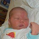 Jakub Janovský z Plané nad Lužnicí. Narodil se 1. prosince 2018 v 9.27 hodin. Vážil 4030 gramů, měřil 53 cm a doma už má dvouletou sestřičku Terezku.