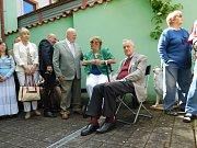 V Bechyni se v sobotu konala vernisáž výstavy Heleny Schmaus Shoonerové.