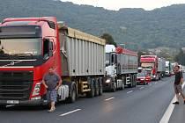 V Bělči kamiony nechtějí