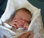 Michal Kratochvíl ze Sezimova Ústí. Narodil se rodičům Elišce a Pavlovi 30. dubna ve 12.57 hodin jako jejich první dítě. Vážil 3240 gramů  a měřil 47 cm.