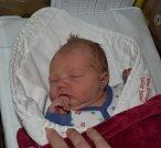 Natálie Mannová z Bechyně. Narodila se 22. března v 7.57 hodin. Vážila 3500 gramů, měřila 51 cm a doma už má  brášku Pepíčka, kterému jsou čtyři roky.