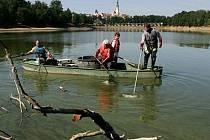 Ilustrační foto. Rybáři z Esoxu