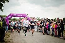 Dobroběhu se zúčastnilo celkem 270 běžců na klasické i army trase, 98 dětí na dětských běžeckých trasách a 110 chodců na pěší trase.