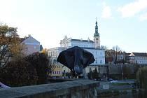 Tábor slavnostně odhalí sochu Jiřího Hrzána už příští pátek.