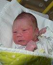 Patrik Svoboda z Veselí nad Lužnicí. Na svět přišel 13. června ve 13.43 hodin s váhou 3320 gramů a mírou 49 cm. Je druhým dítětem v rodině, už má tříletou sestřičku Valerii.