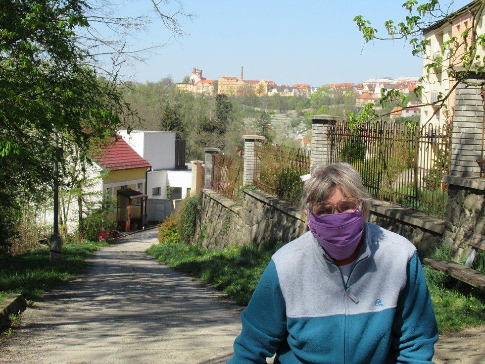 Eva Nováková by ráda poděkovala třem lidem, kteří ji poskytli první pomoc.
