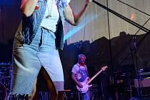 Koncert Monkey Business s Terezou Černochovou hrají v Táboře