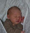 Jiří Vogeltanz z Bechyně. Narodil se 6. března ve 12.31 hodin. Vážil 3310 gramů, měřil 48 cm a doma už má dvouletého brášku  Františka.