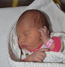 Amálie Drsová z Bošilce. Narodila se 30. června ve 21.25 hodin s váhou 3350 gramů a mírou 50 cm. Je prvním dítětem rodičů Michaely a Kamila.