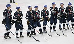 Hokejisté HC Tábor.