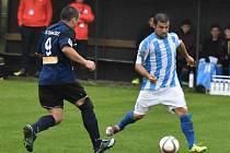 Hlavní role patřila v 11. kole fotbalového KP Dražicím.