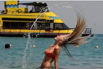 Při zahraničních dovolených stále vítězí pobyty u moře. Cílem Jihočechů se čím dál častěji stává kromě tradičního Chorvatska i Egypt (na snímku), Malorca či Tunisko.