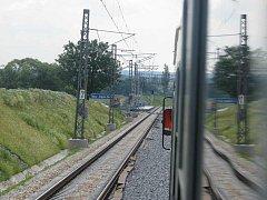 Stavba železničního koridoru zastaví vlaky, České dráhy pro cestující pošlou autobus.