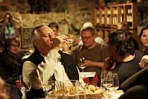 Ilustrační foto: Svatomartinské víno.