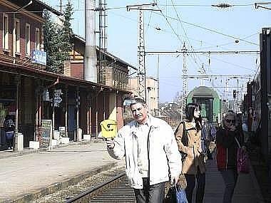 Trať z Veselí nad Lužnicí do Českých Budějovic funguje už 140 let