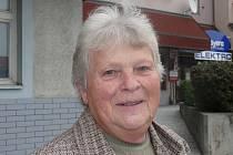 Marie Řehořová