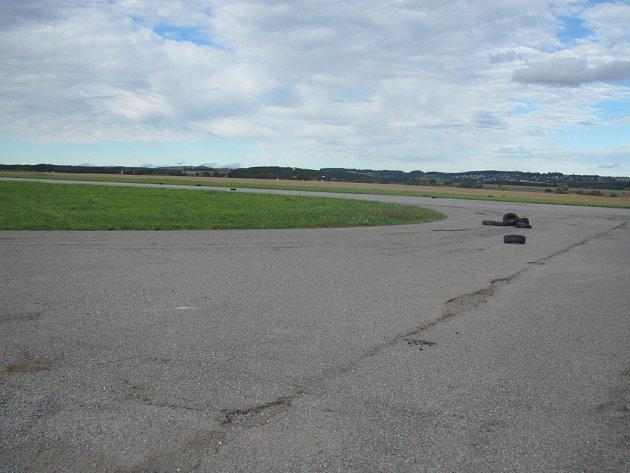 Letiště u Všechova.