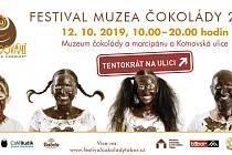 Festival Muzea Čokolády a marcipánu.