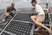 Fotovoltaické elektrárny mají budoucnost.