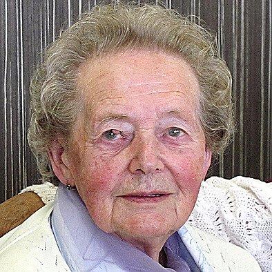 Baťovácká pamětnice Anna Míková