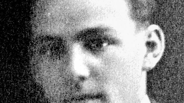 FRANTIŠEK SIROVÝ. Padl na frontě za 1. světové války.