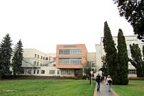Nemocnice Tábor. Ilustrační foto.