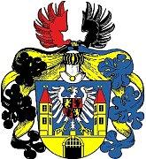 Znak města Bechyně.