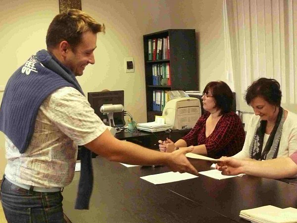 Volby na Táborsku.