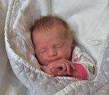 Brigita Šišková z Tábora. Narodila se jako druhá dcera v rodině 13. dubna ve 4.26 hodin. Vážila 2820 gramů, měřila 45 cm a má sestřičku Klaudii, které je tři a půl roku.