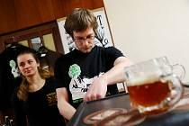 Pivní slavnosti v hotelu Palcát v Táboře