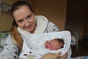 Posledním miminkem narozeným v Táboře v roce 2017 se stala Lucie Klocová.