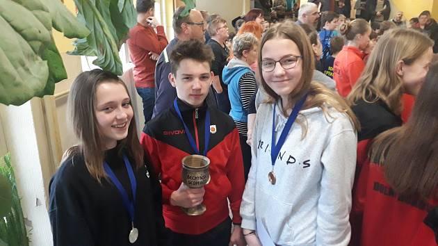 19. ročník Bechyňského sedmiboje se uskutečnil na 2. Základní škole v Bechyni v sobotu 25. ledna.